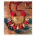Collar_Ella_Rojo_turquesa_5775705E-8175-4933-8DE0-A0A09A2FB586_foto