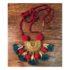Collar_Ella_Rojo_turquesa_FDE28737-1DDC-4043-8CD6-E67C885B3DD6_foto